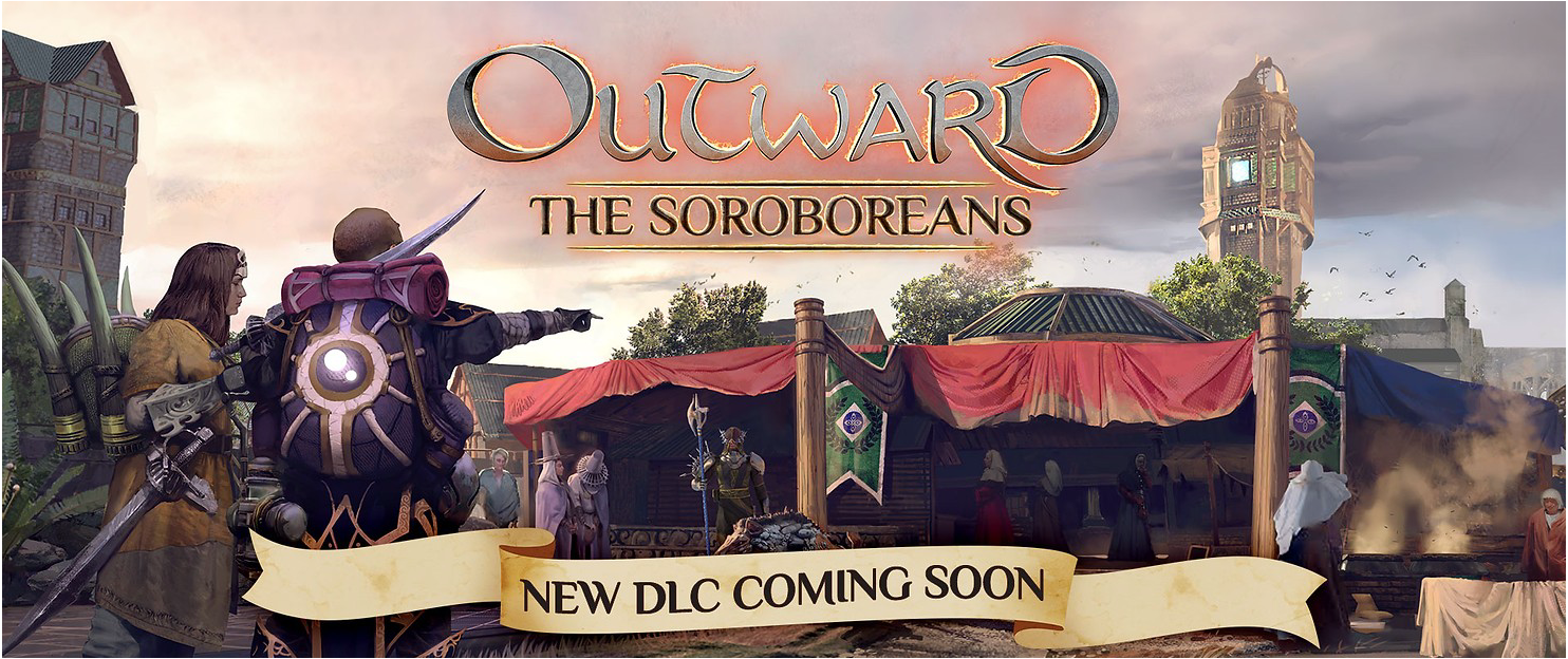 "Outward's first DLC "" The Soroboreans"""