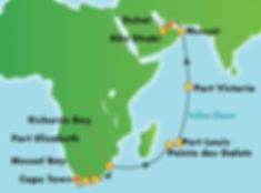 Partez à l'aventure de l'Afrique du sud à Dubai