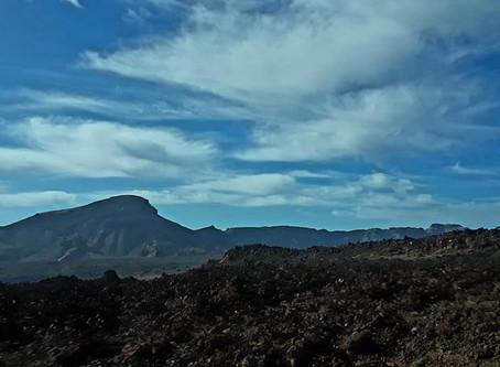 Tenerife îles canaries ! Tout autre visage que Lanzarote, tout aussi impressionnant.