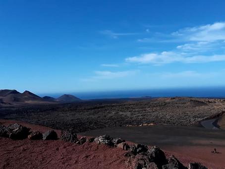Lanzarote île des Canaries, située au large de la côte africaine cette visite fait le voyage en soit