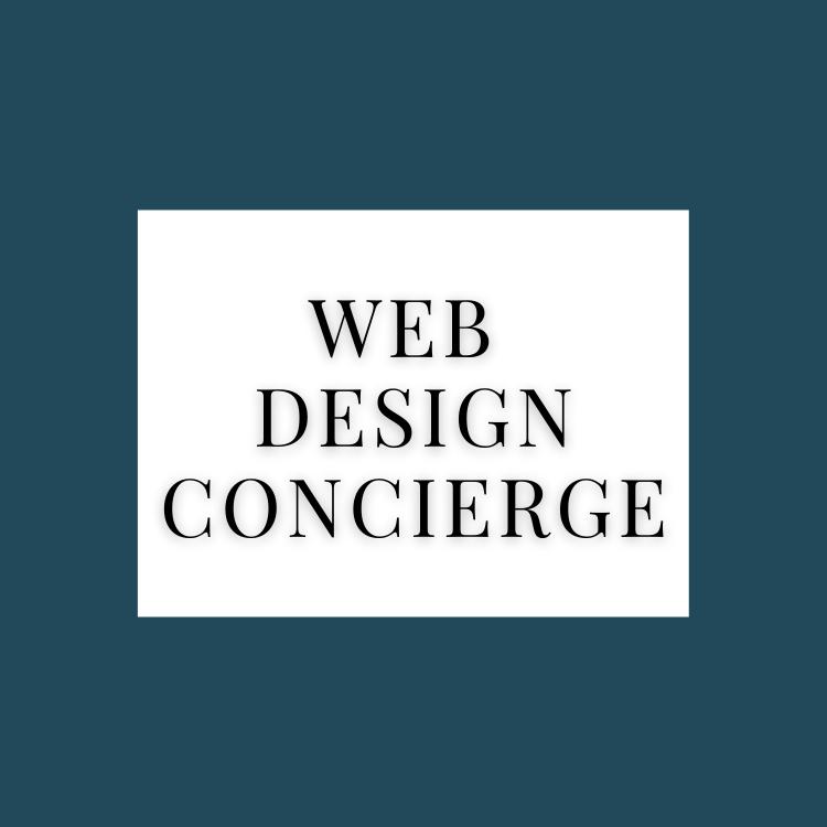 Web Design Concierge