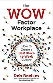 Wow Factor Workplace Book Cover by Deb B