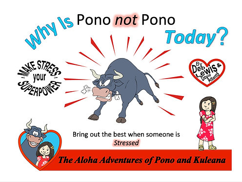 (HARD COPY) Why is Pono Not Pono Today?