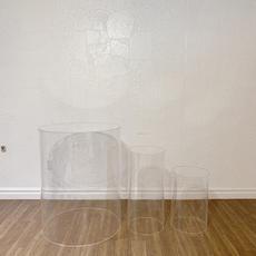 Round Ghost Plinth