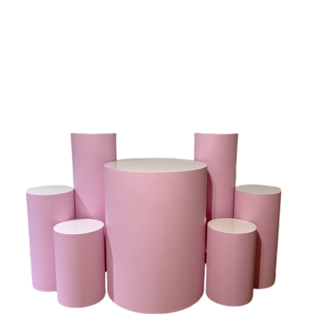 Pink Plinth Package