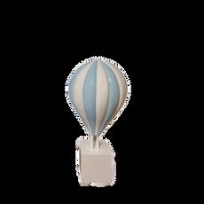 Small Blue Hot Air Balloon