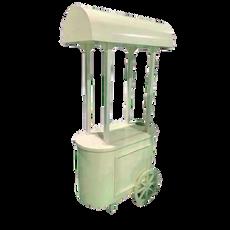 Luxe Green Cart