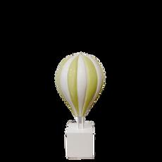 Small Yellow Hot Air Balloon