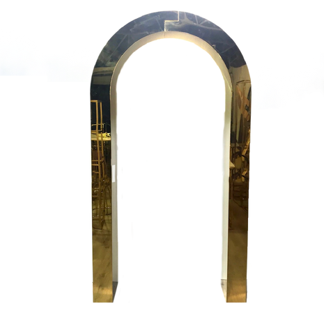 Luxe Gold Arch