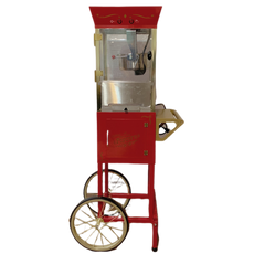 8oz Vintage Popcorn Machine