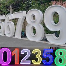 Neon Numbers