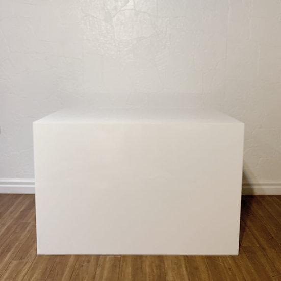 Rectangle Table Plinth