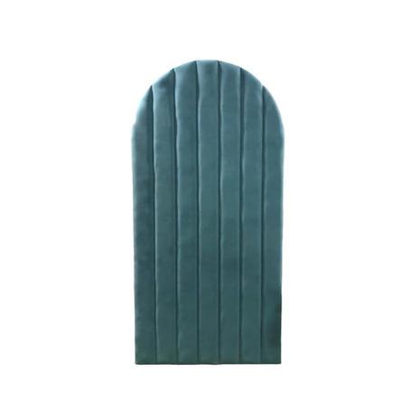 Velvet Blue Wall