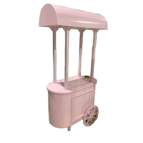 Luxe Pink Cart