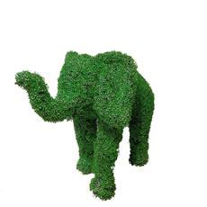 Alfie the Green Elephant
