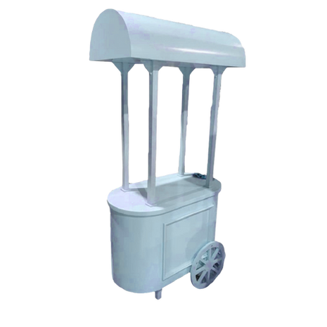 Luxe Blue Cart