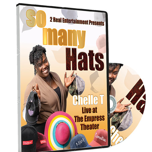 So Many Hats DVD