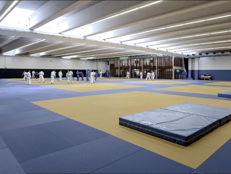 centre d'entraînement de l'équipe de France de Judo, INSEP Vincennes