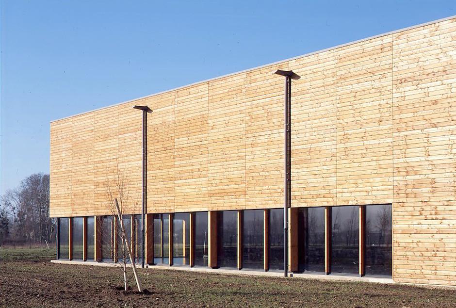 gymnase, Bernes sur Oise