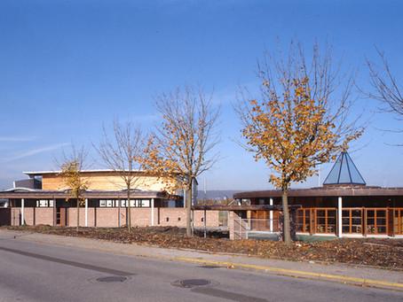 centre social et halte garderie, Saint Aubin lès Elbeuf