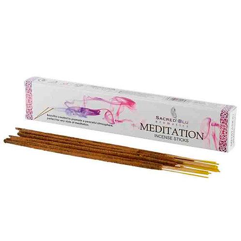Pack 6 Paus de incenso - Meditation