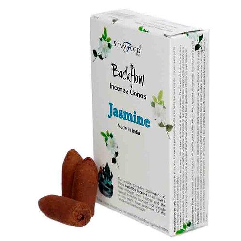 Pack  12 cones de incenso -Jasmin