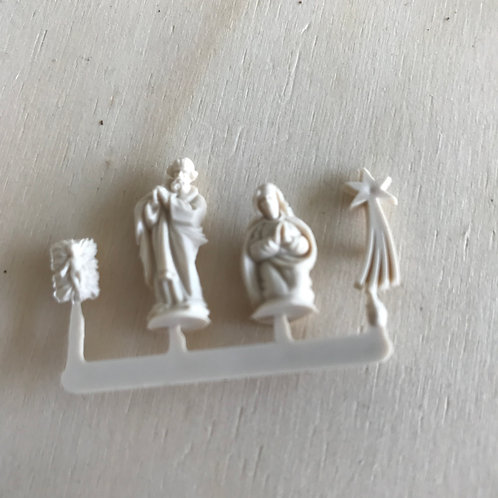 Mini Sagrada Família 4cm