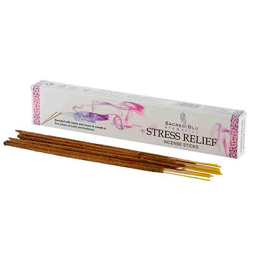 Pack 6 Paus de incenso - Stress Relief