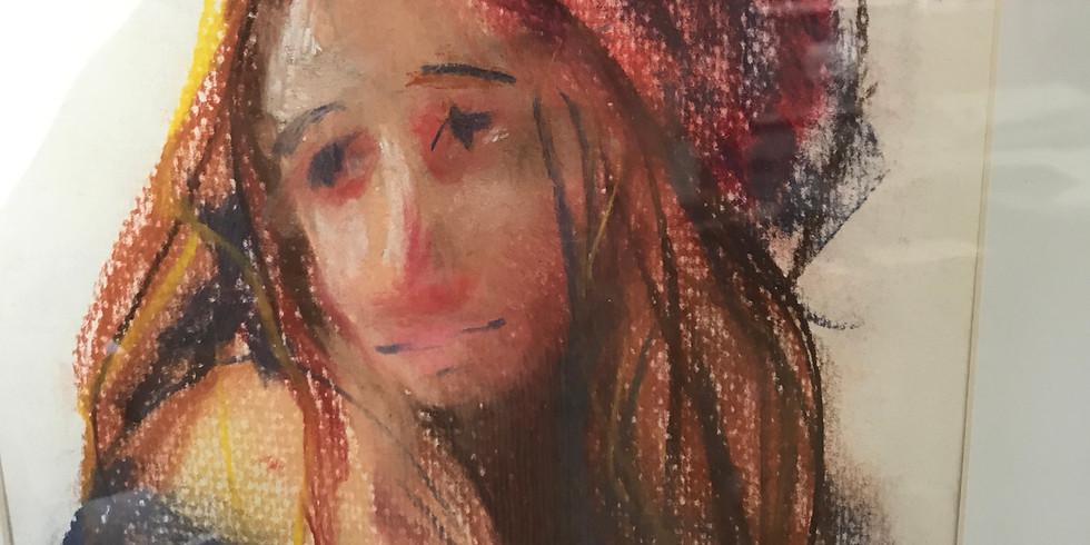 """Curso de Desenho e Pintura """"Uma abordagem conceptual"""" (Adultos)"""