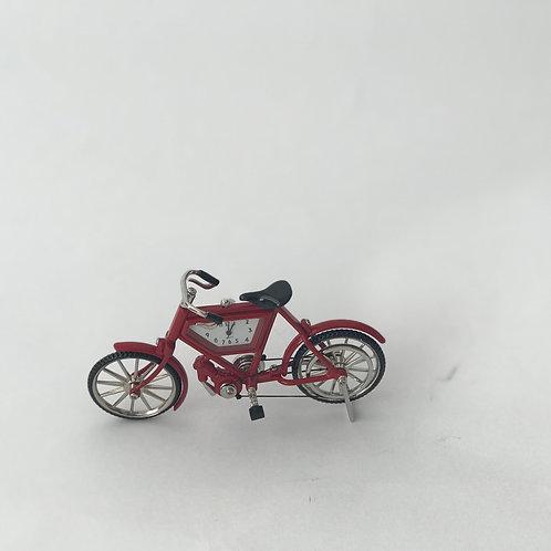 Relógio em Bicicleta