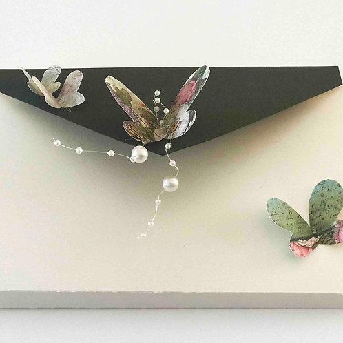 Envelope Caixa com berço