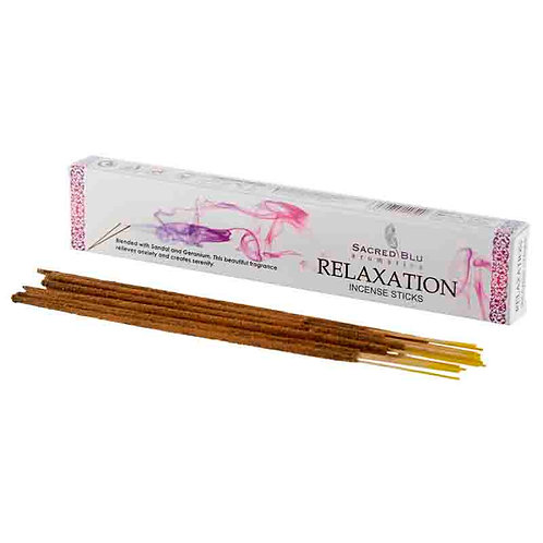 Pack 6 Paus de incenso - Relaxation