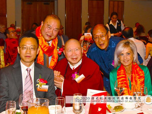 Lunar New Year Celebration Night a Reminder of Hope and Friendship
