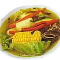 Short Beef Soup