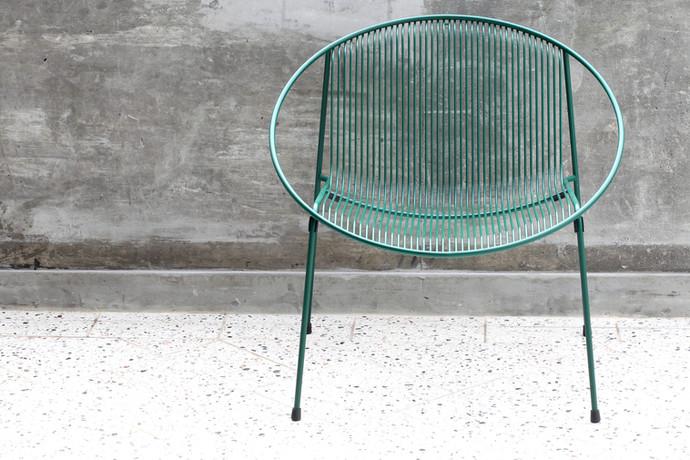 Hula lounge chair