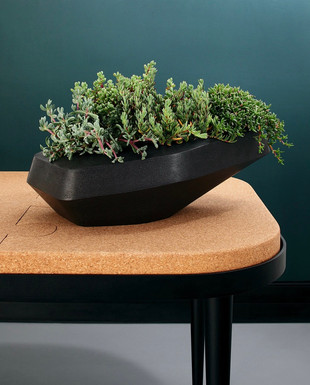 Steen table planter