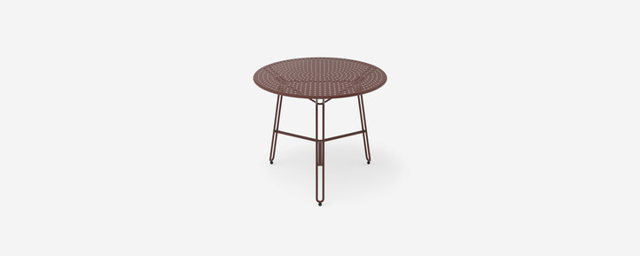 Polka low cafe table