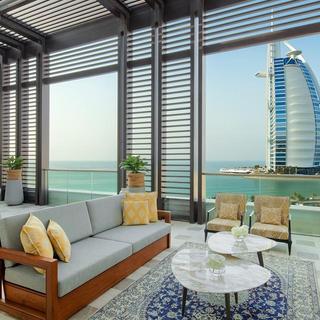 Jumeirah Al Naseem Hotel, Dubai