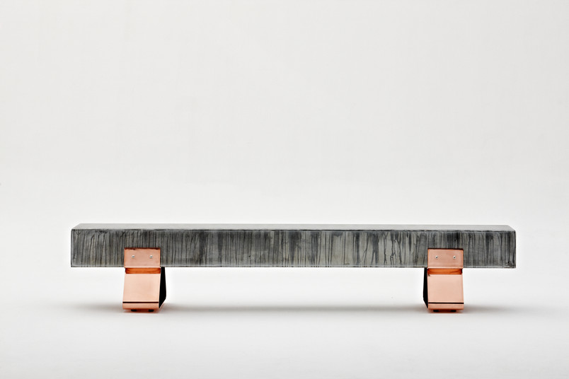 Wiid Design copper & steel