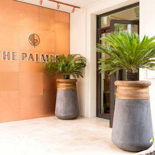 The Palmery Restaurant, Dubai