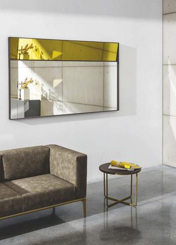 Campos Horizontal mirror