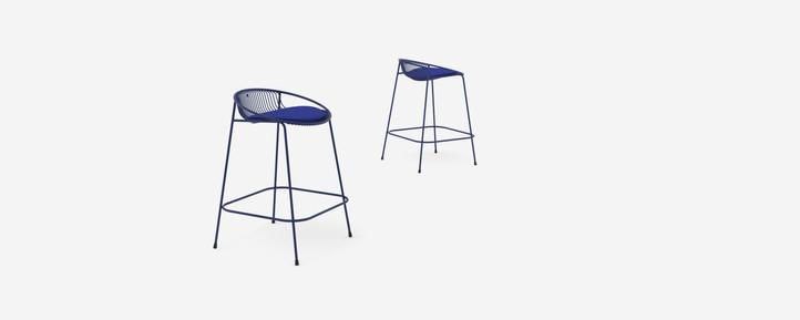 Hula kitchen stool