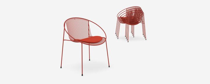 Hula Dining Chair