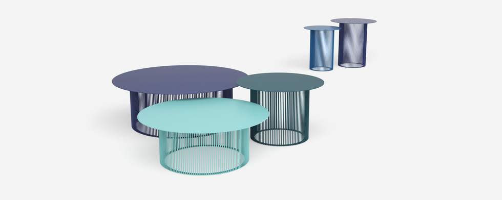 Cha Cha occasional tables