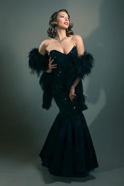Gown Noir