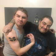 Nicky Stax - Wu-Tang Tattoo
