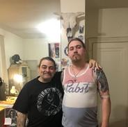 Pat Shannon -The Reaper Tattoo