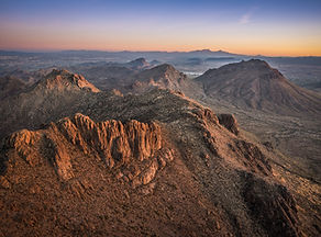 Helicopter tour over Gates Pass and the Saguaro National Park in Tucson. Book your aerial adventure today!