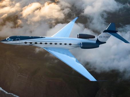 Gulfstream announces the new G700