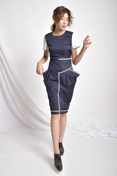Demelza Denim Dress